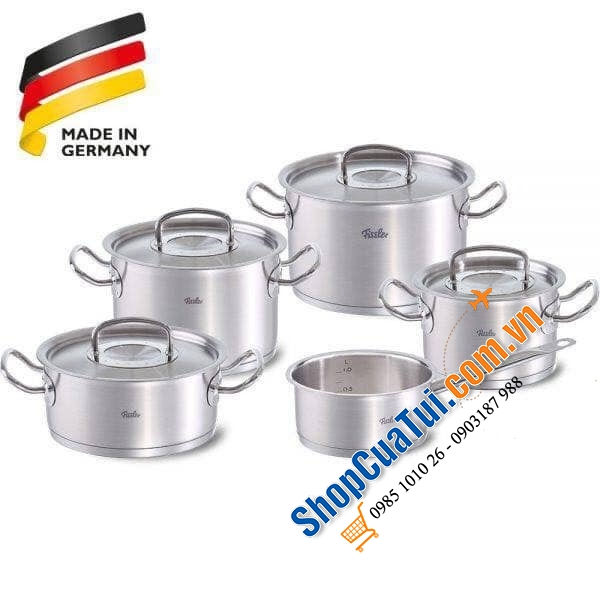 Fissler Original Profi Collection 5 món – Made in Germany.